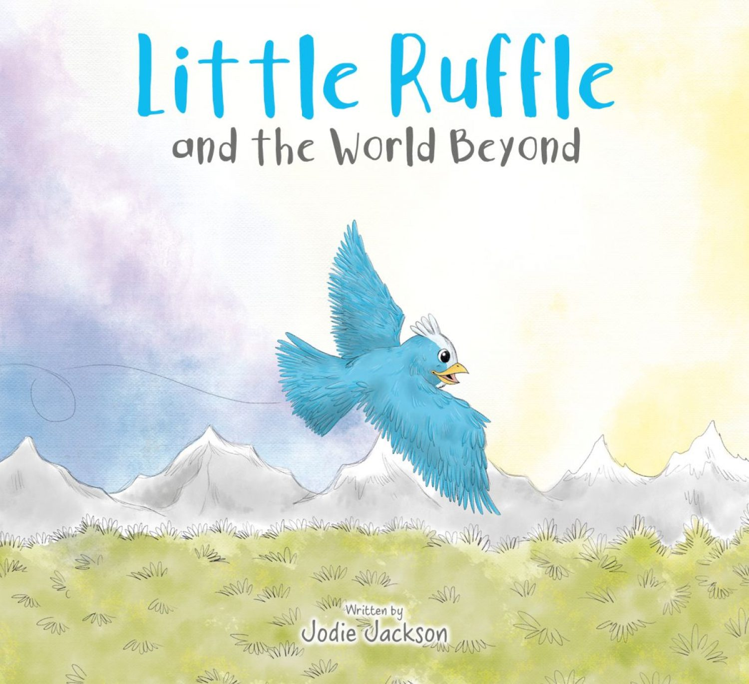 Little Ruffle and the World Beyond de Jodie Jackson se lanza esta semana
