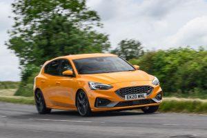 Revisión a largo plazo del Ford Focus ST 2020