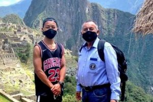 Machu Picchu abre para un solo turista japonés después de 7 meses de espera