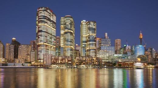 Las torres internacionales diseñadas por Richard Rogers.