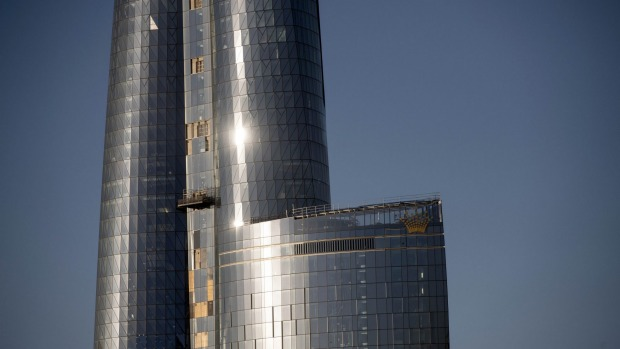 Los edificios diseñados en el extranjero ahora dominan el horizonte de la ciudad