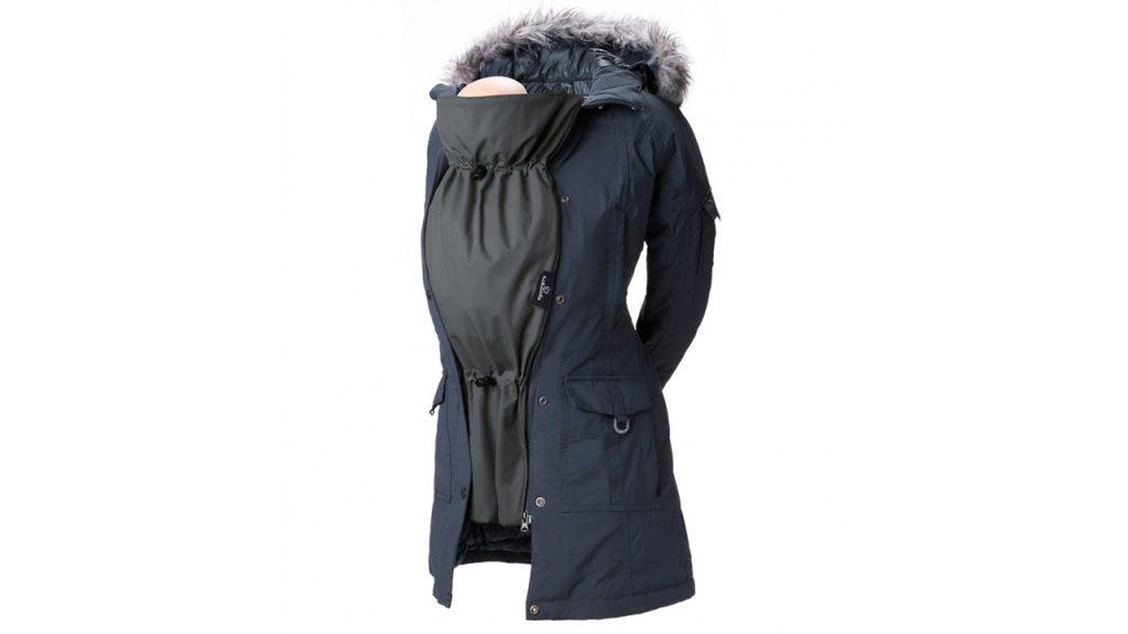 Una extensión del abrigo.