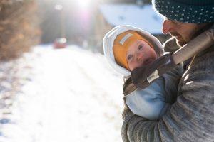 10 productos fantásticos para llevar a tu bebé al invierno canadiense