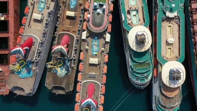 Barcos desguazados en turquia