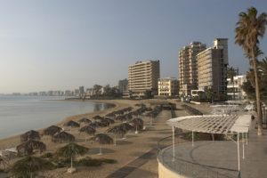 El norte de Chipre reabrirá la playa de la Ciudad Prohibida de los Fantasmas después de 46 años