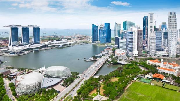 Singapur permitirá visitantes australianos a partir del 8 de octubre.