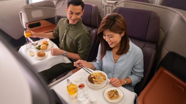Las entradas para el restaurante Singapore Airlines A380 se agotan en 30 minutos.