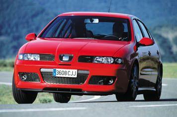 Seat Leon Cupra R 2003 revisión