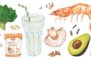 6 alimentos para el cerebro para tu bebé y cómo servirlos