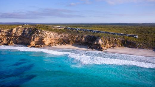 El albergue reconstruido aprovechará mejor las vistas de la costa.