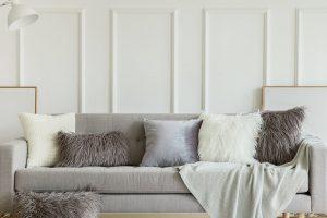 Renueve su almohada con la funda de terciopelo decorativo suave MIULEE