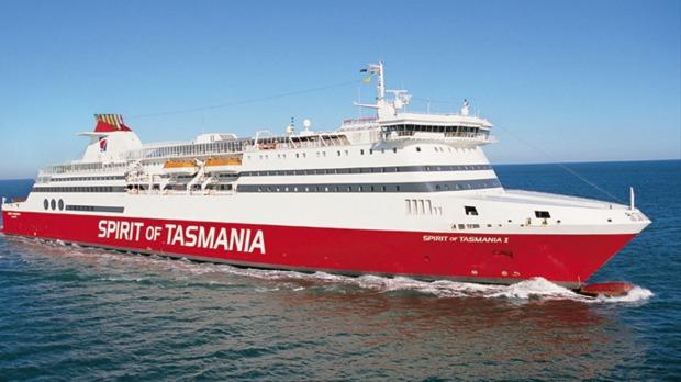 Las reservas en Spirit of Tasmania cayeron un 85% debido a las restricciones de viaje de COVID-19.