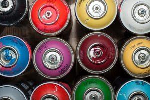 Cómo utilizar mejor la pintura en aerosol cromada