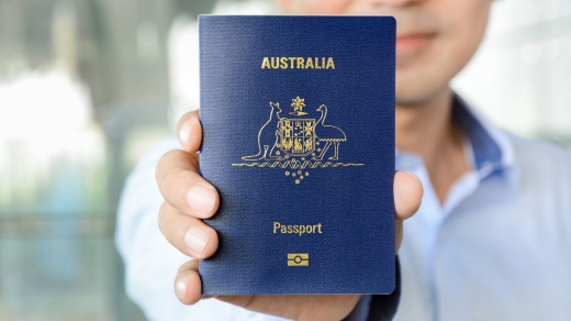 El pasaporte australiano ocupa el noveno lugar con acceso a 185 países (si nuestras fronteras estuvieran abiertas).
