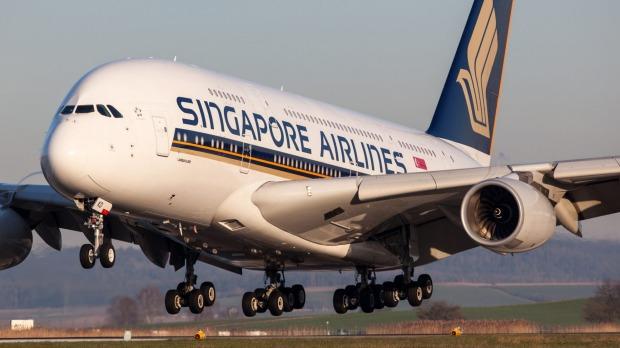 Singapore Airlines afirmó que la burbuja de viajes