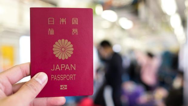 El pasaporte de Japón es el más poderoso del mundo y permite a los titulares ingresar a 193 países sin tener que obtener una visa ...