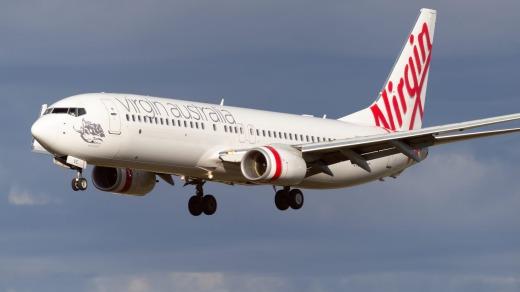 Virgin Australia respondió a la venta del boleto de avión de Rex en la ruta Sydney-Melbourne igualando el precio.