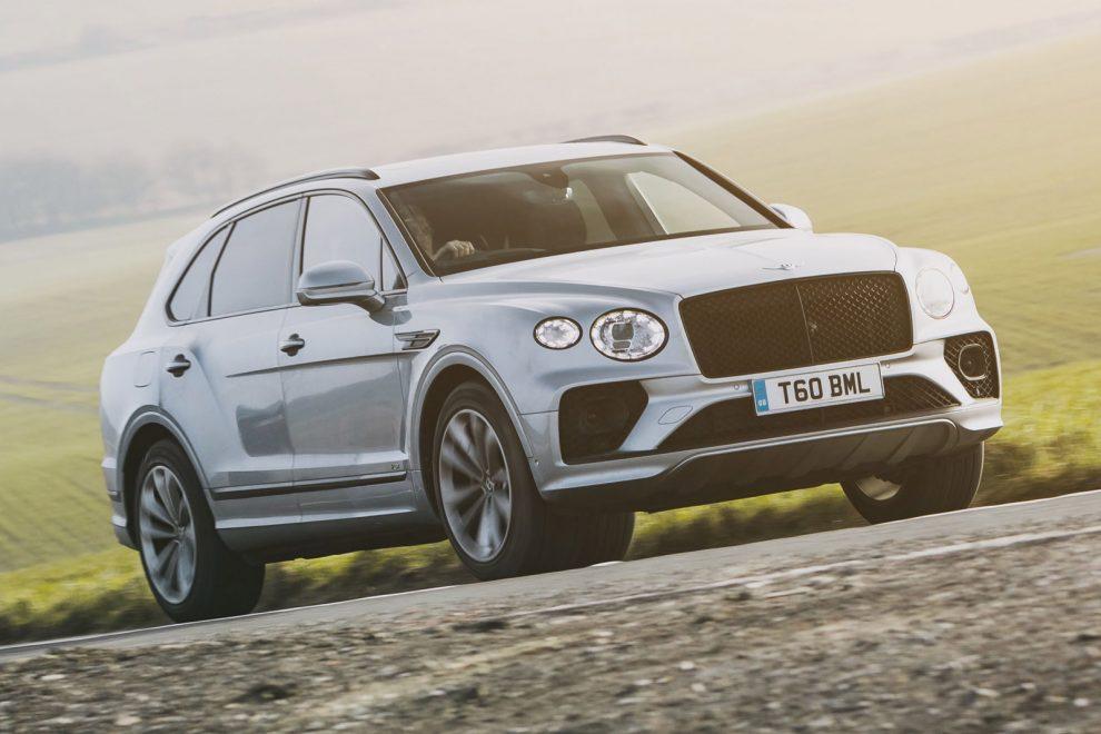 Revisión a largo plazo de Bentley Bentayga 2021