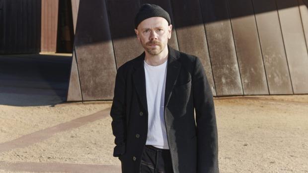 Antony Hamilton es director artístico y codirector ejecutivo de la compañía de danza Chunky Move, con sede en Melbourne.