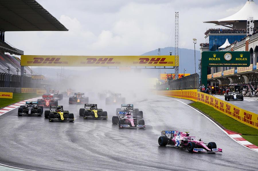F1 2021: GP de Turquía reemplazado por una carrera extra de Austria