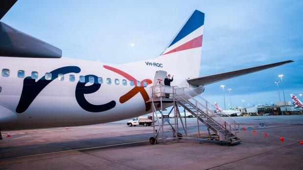 Rex, anteriormente una aerolínea regional, se lanzó en varias rutas clave de ciudad a ciudad en los últimos meses.
