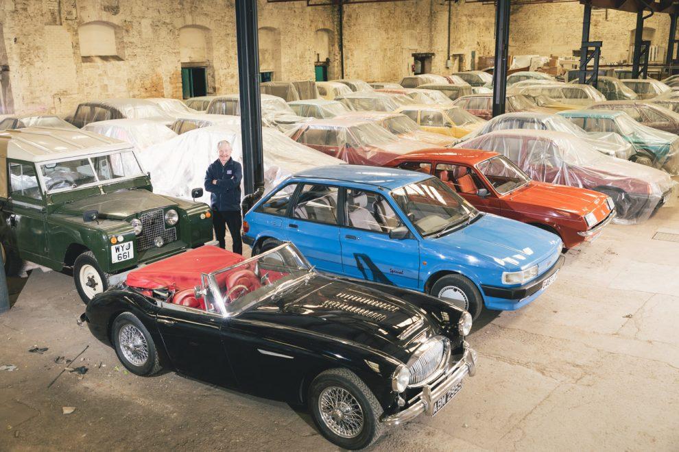 Coches de papá: visita un museo de coches antiguos muy especial