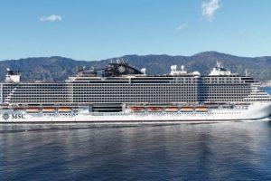Pasajeros de cruceros dan positivo por COVID-19 en MSC Cruceros por el Mediterráneo