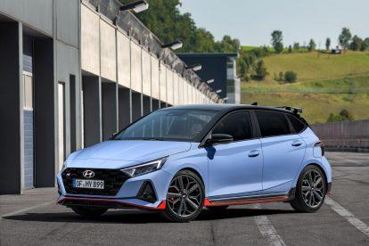 El nuevo Hyundai i20 N 2021 lleva 201 PS por £ 24,995