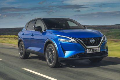 Nissan Qashqai 2021 revisión del Reino Unido
