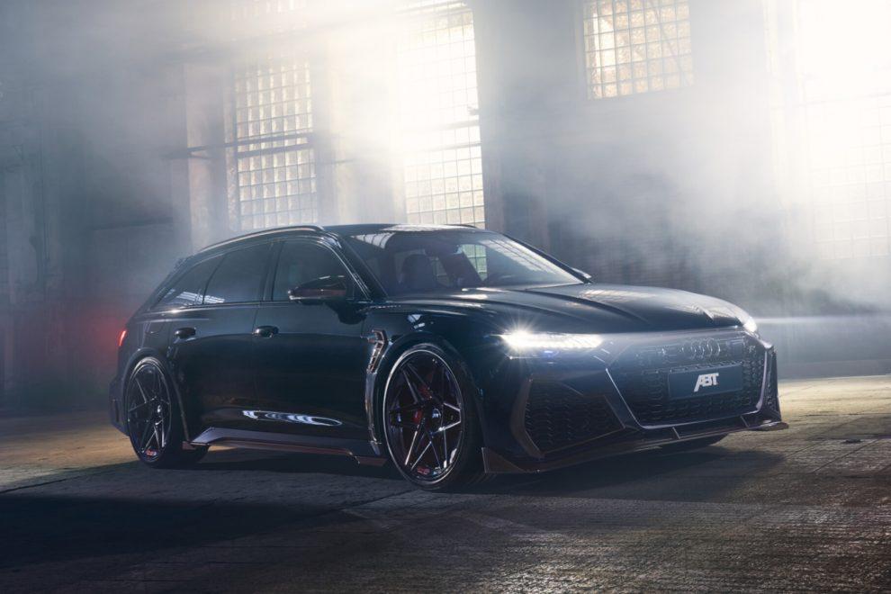 Abt ofrece Audi RS6 Avant 800bhp por menos de 3.0 segundos 0-62 mph