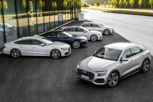 Audi lanzará un automóvil de combustión final en 2026, según el informe.