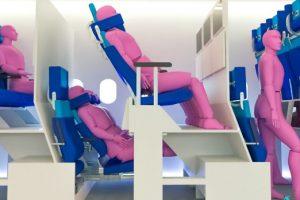 Lista de nominados a los Crystal Cabin Awards 2021: el diseño de asientos de clase económica de dos pisos brinda a los pasajeros más espacio