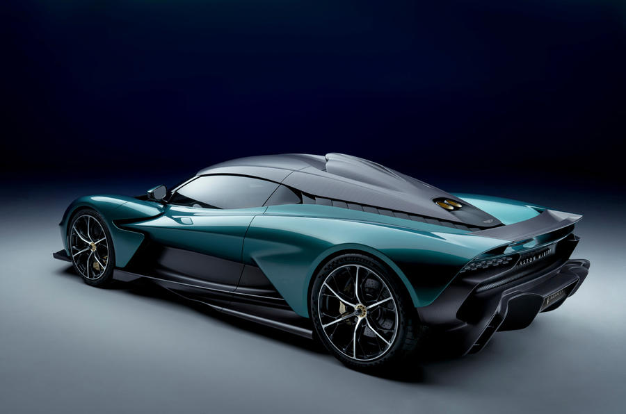Aston Martin Valhalla: Jefe de diseño sobre la creación de un superdeportivo híbrido
