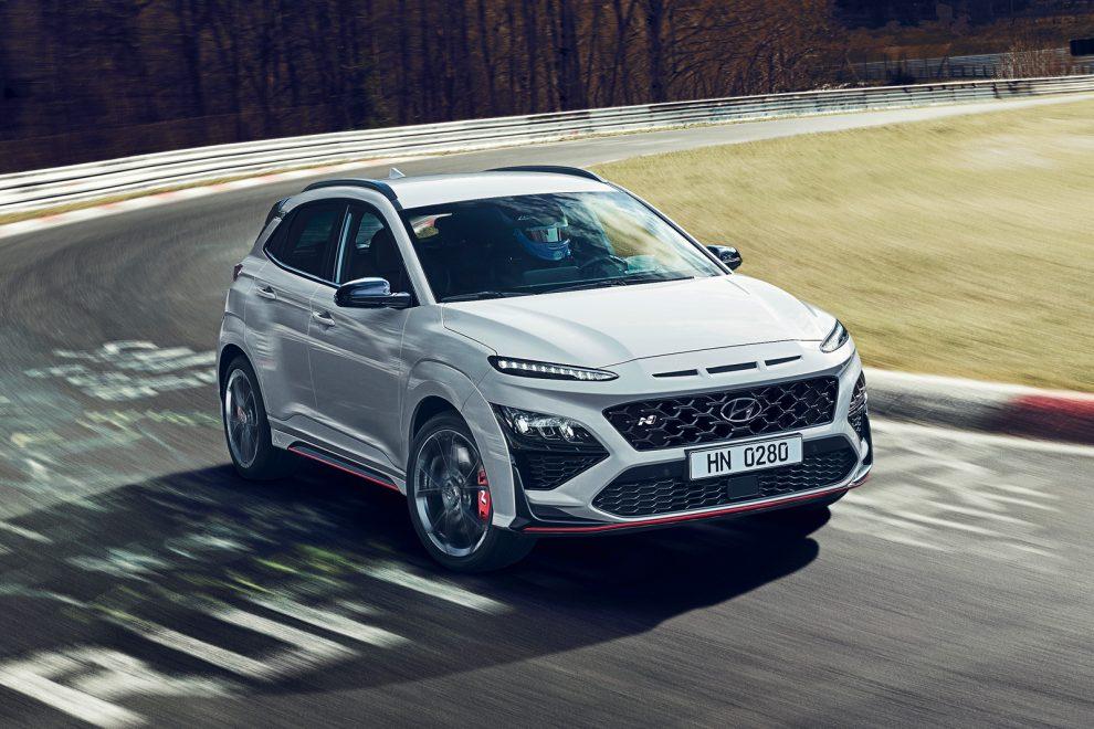 Nuevo Hyundai Kona N 2021 desde £ 39,395