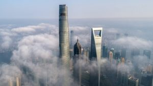 J Hotel, Shanghai Tower: El hotel más alto del mundo abre en el segundo edificio más alto del mundo