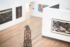 Gippsland Art Gallery, Halls: retrato de una ciudad como galería Archibald