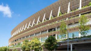 La vida después de los Juegos: el impresionante Estadio Olímpico de Tokio se convierte en una atracción para los visitantes