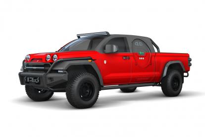 Glickenhaus estrena la nueva camioneta FCEV con una autonomía de 600 millas