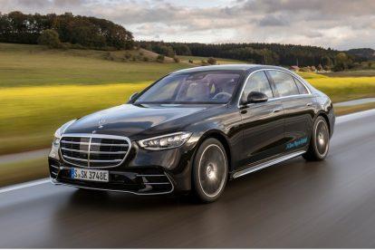 Mercedes-Benz Clase S híbrido enchufable a la venta desde £ 104,490