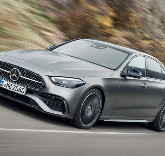 Mercedes Clase C 2021 saldrá a la venta por £ 38,785