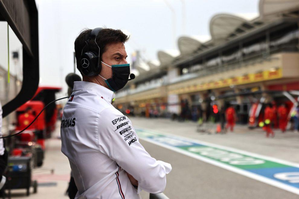 Prowling Wolff: cómo el jefe de Mercedes F1 parece aún más exitoso