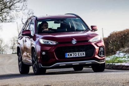 Suzuki Across 2021 revisión a largo plazo