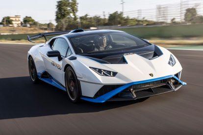 Lamborghini Huracan STO 2021 revisión