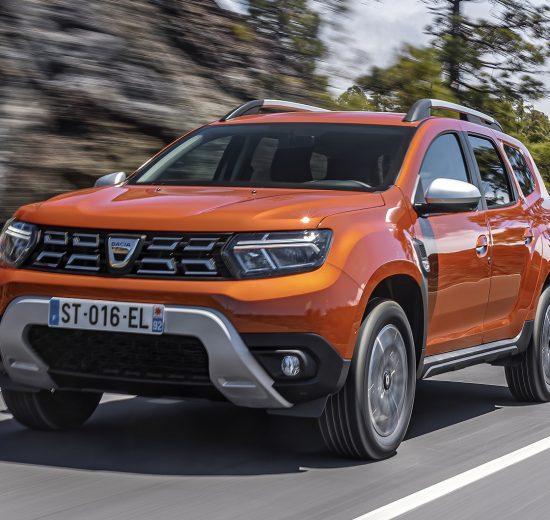 Nuevo look del Dacia Duster 2021 desde £ 13,995