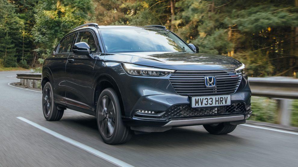 El nuevo Honda HR-V 2021 sale a la venta en el Reino Unido por £ 26,960
